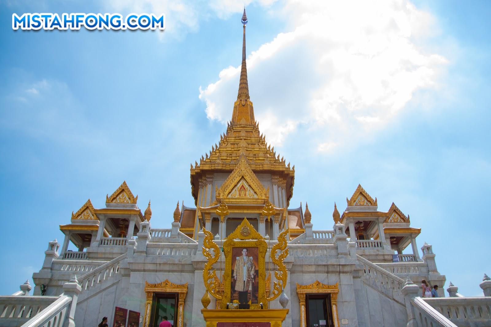 Wat Traimit พระพุทธมหาสุวรรณปฏิมากร