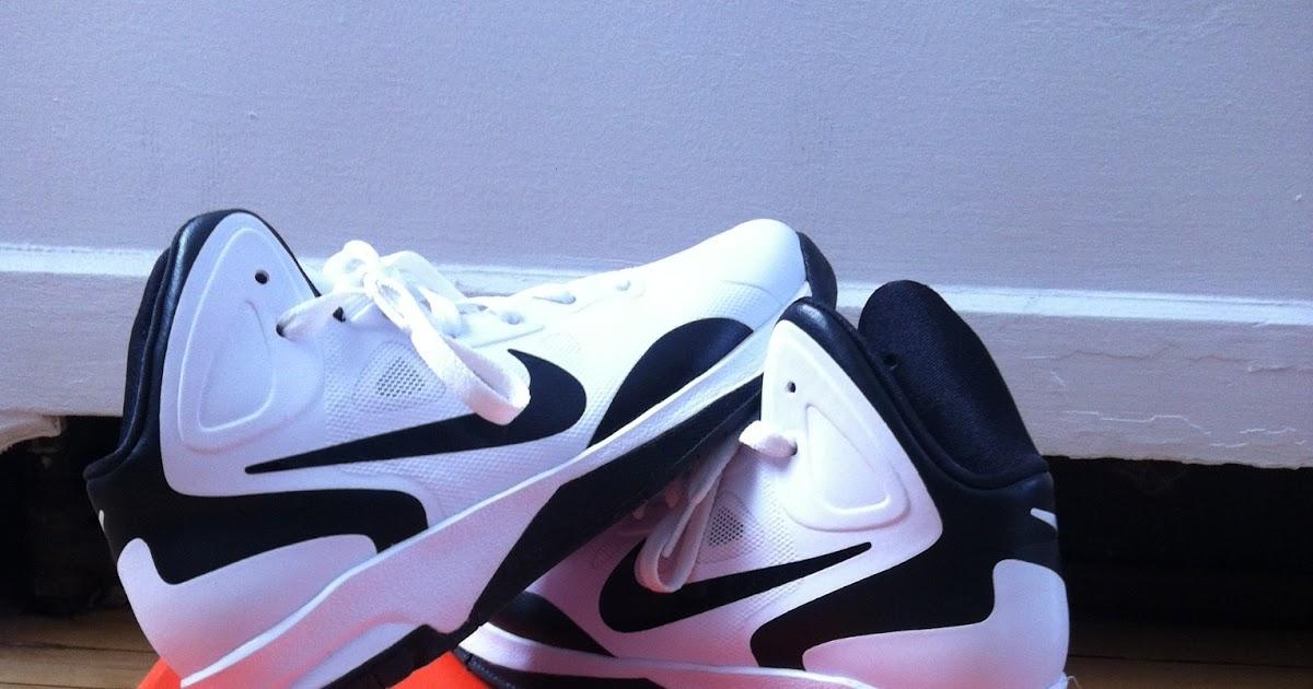 kamrynmandel nike air max hyperguard up basketball shoe