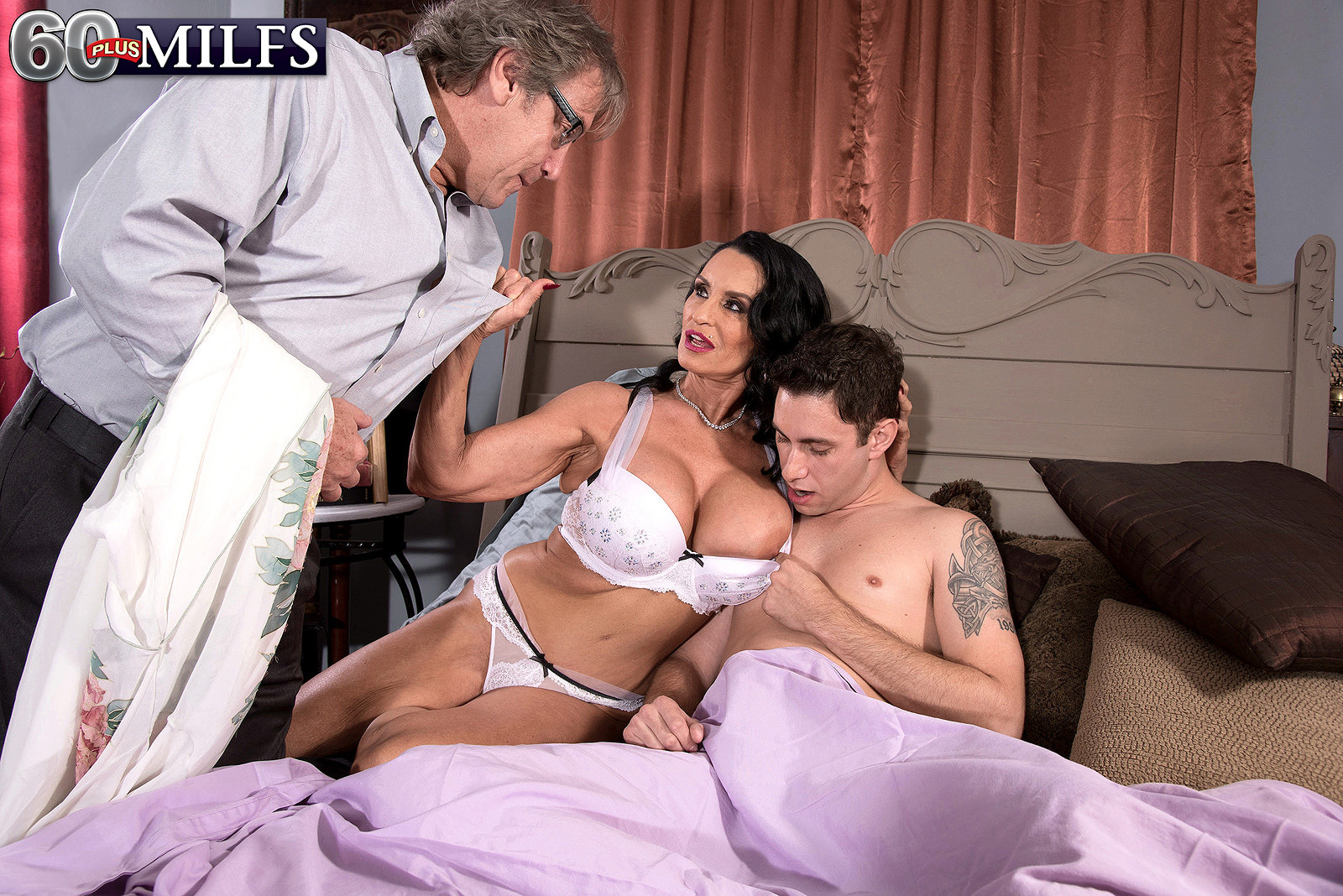 Grandsons fuck grandmothers at slutload