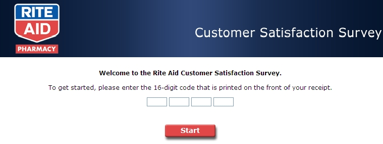 Click here to start riteaid store survey