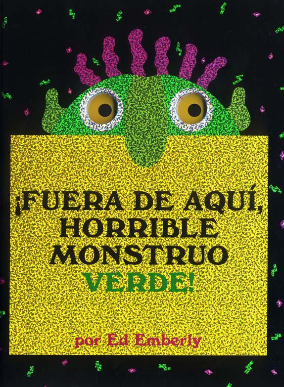 12 peque lecturas de monstruos mundo de rukkia for Fuera de aqui horrible monstruo verde actividades para ninos