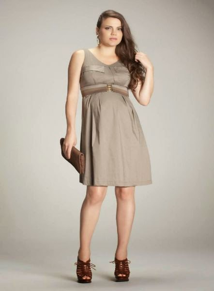 Tendencias de moda otoño-invierno para embarazadas  - imagenes de ropa para embarazadas