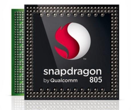 La società leader produttrice di chipset Qualcomm ha ufficializzato Snapdragon 805 con Gpu Adreno 420