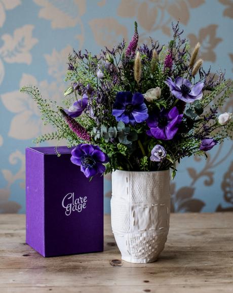 Clare Gage Patchwork Vase