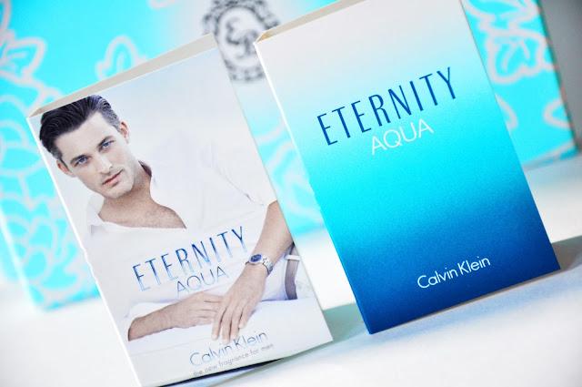 Пробники духов CK - Eternity Aqua