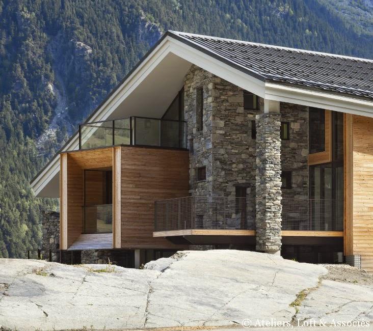 l bas l haut art de vivre la montagne septembre 2014. Black Bedroom Furniture Sets. Home Design Ideas