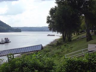 Lamplighter Riverfront Park - Madison, Indiana