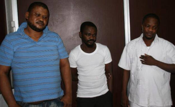 EFCC Arrests Three Suspected Fraudsters for Attempted Hacking