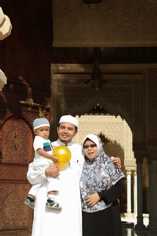 Di Astaka Maghribi, Putrajaya