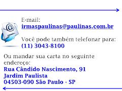Comunique-se conosco!