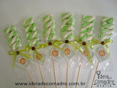 Marshmallows personalizados