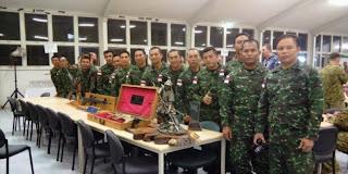 Hebat! TNI Rangking Pertama Kejuaraan Menembak Australia 2015