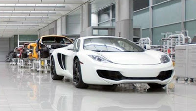 Jaguar, McLaren et al open factory doors
