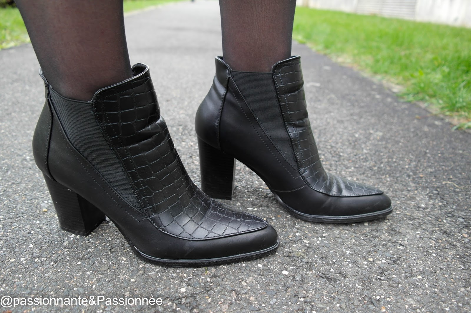 bottines justfab