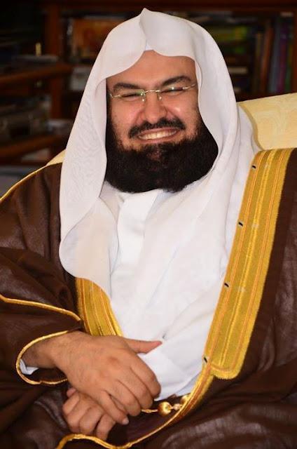 Sheikh Ahmad Sudais