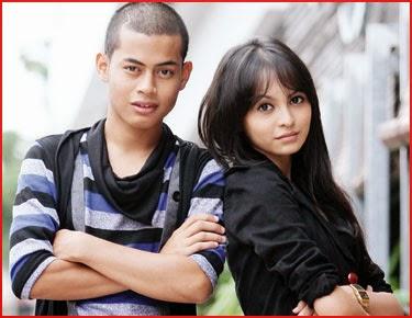 Shafie Nawip & Sara Ali