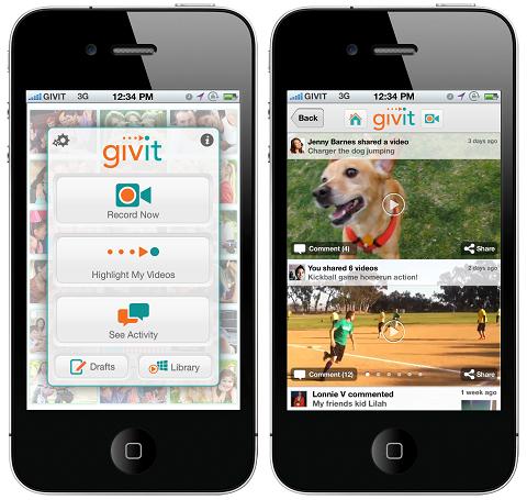 Givit app