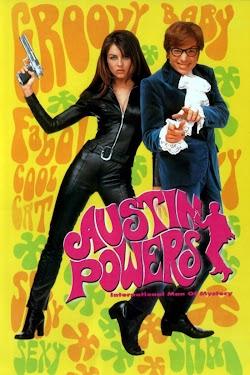 Austin Powers: Điệp Viên Ngốc Nghếch - Austin Powers: International Man of Mystery (1997) Poster