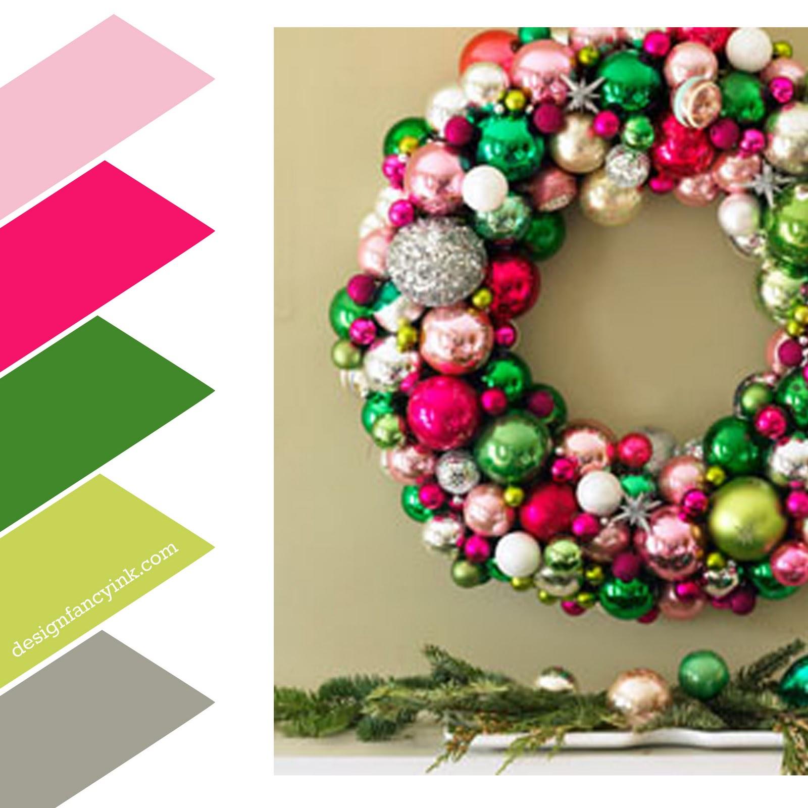 Emily Camp Design Design Fancy Christmas Colors