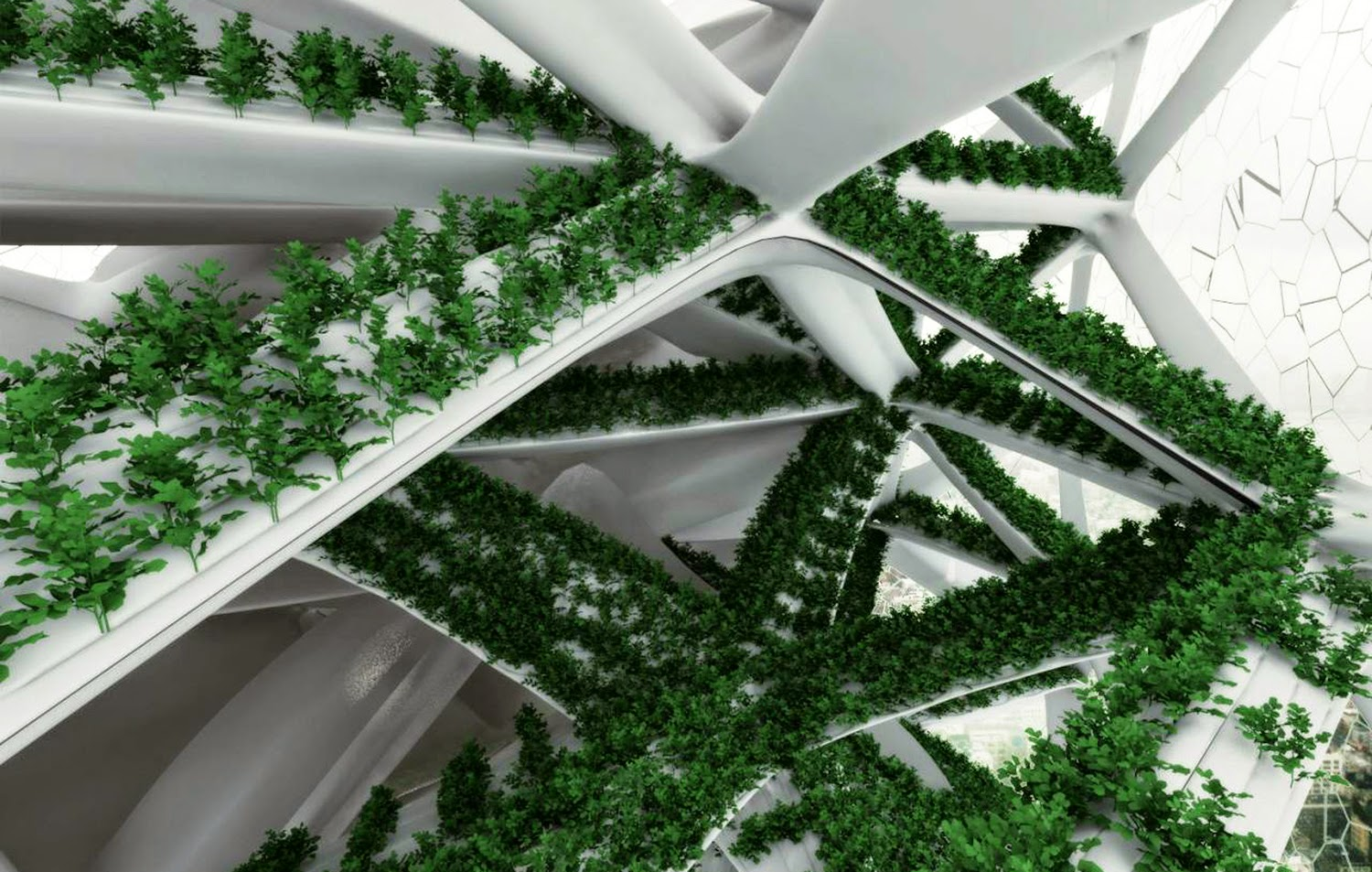 Integrated vertical farm, Eric EngDahl