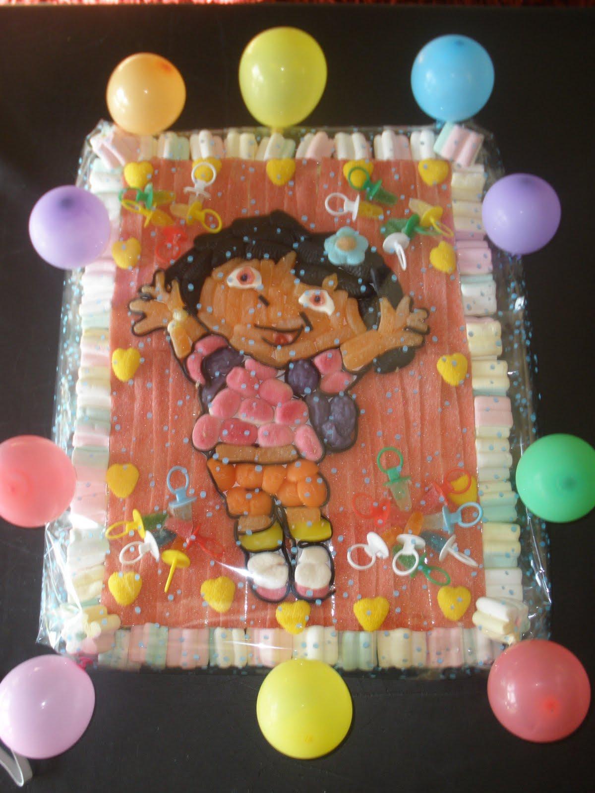Mar en la cocina tarta de dora la exploradora - Dora la exploradora cocina ...
