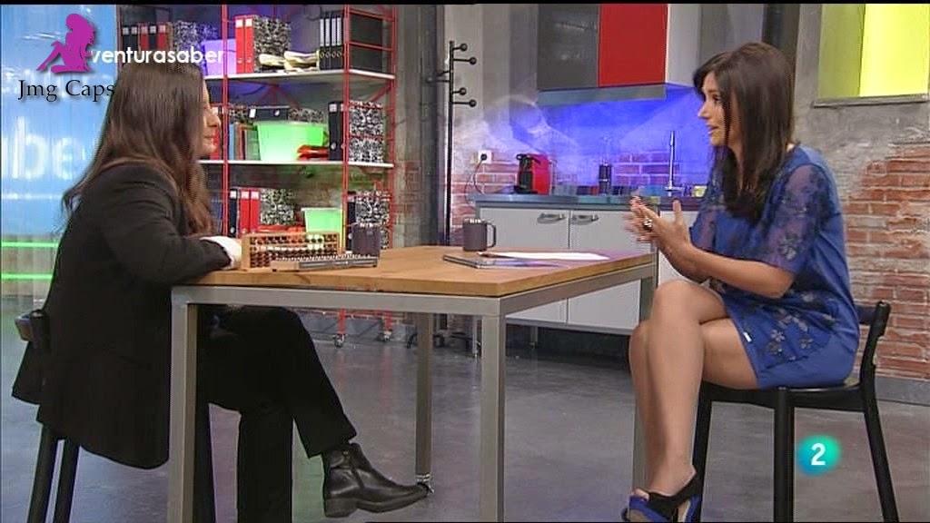 MARIA JOSE GARCIA, LA AVENTURA DEL SABER (14.05.15)