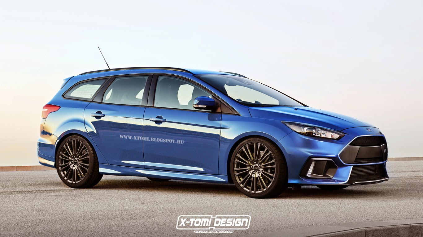 Ford focus rs turnier