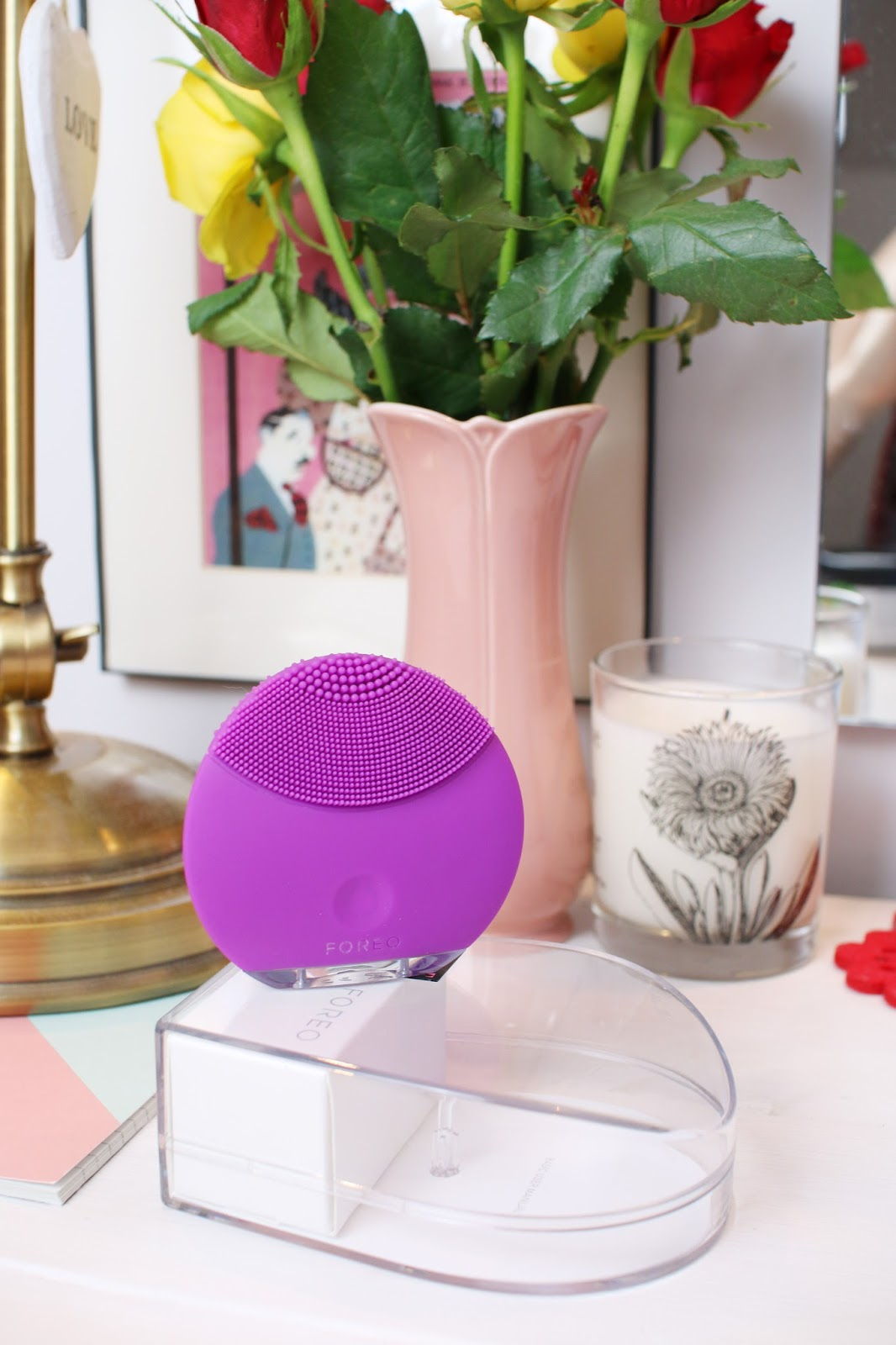 Discovering Foreo: Silicone Facial Cleansing with the Luna Mini