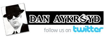 Dan Aykroyd 's official Twitter