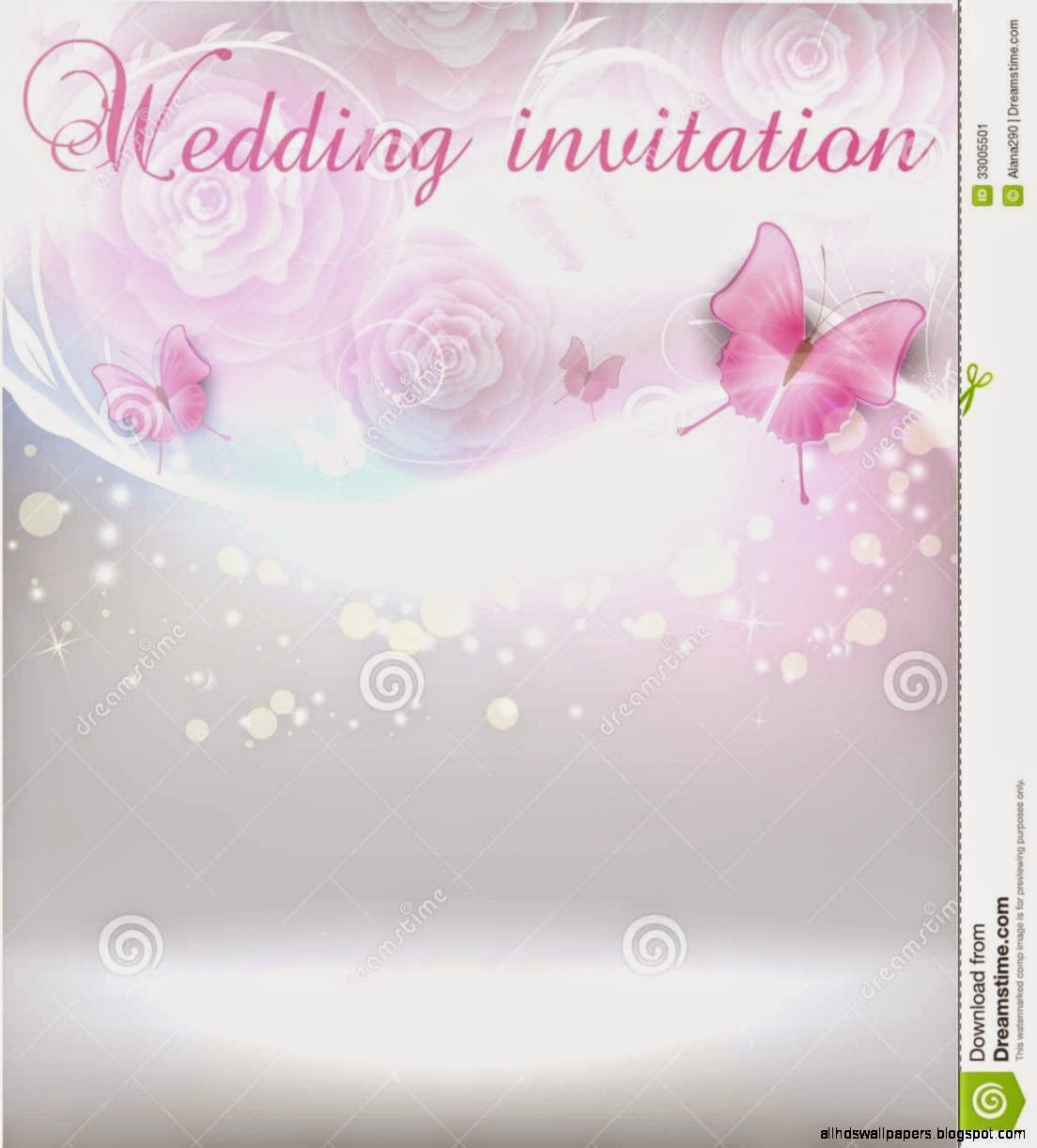 Wedding Invitation Background Images All HD Wallpapers