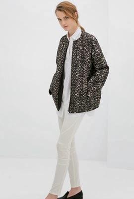 chaquetas mujer primavera 2014 Zara