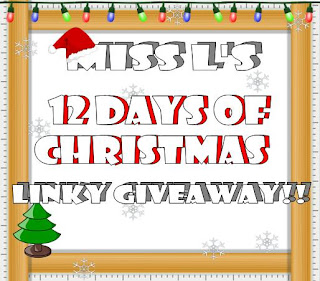 giveaway, free classroom resources, free lesson plans, christmas giveaway