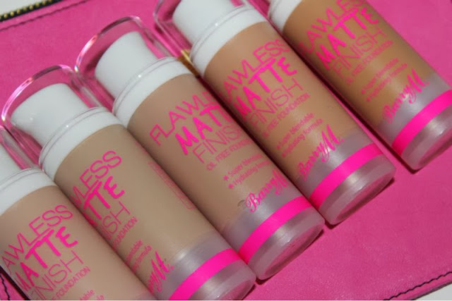 Barry M Flawless Finish Foundation