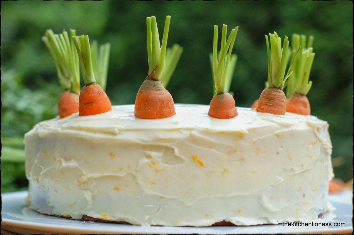 Nigel Slater Carrot Cake Recipe