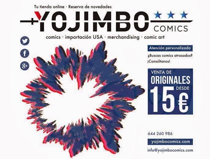 Yojimbo Comics