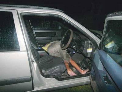 Mati dalam kereta