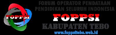 FOPPSI Kabupaten Tebo