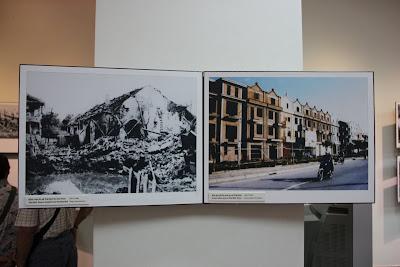 Reconstruccion de Thai Binh (Vietnam) tras la guerra