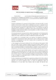Trasladamos nuestras consideraciones a la respuesta de la Dirección General de Recursos Humanos y F