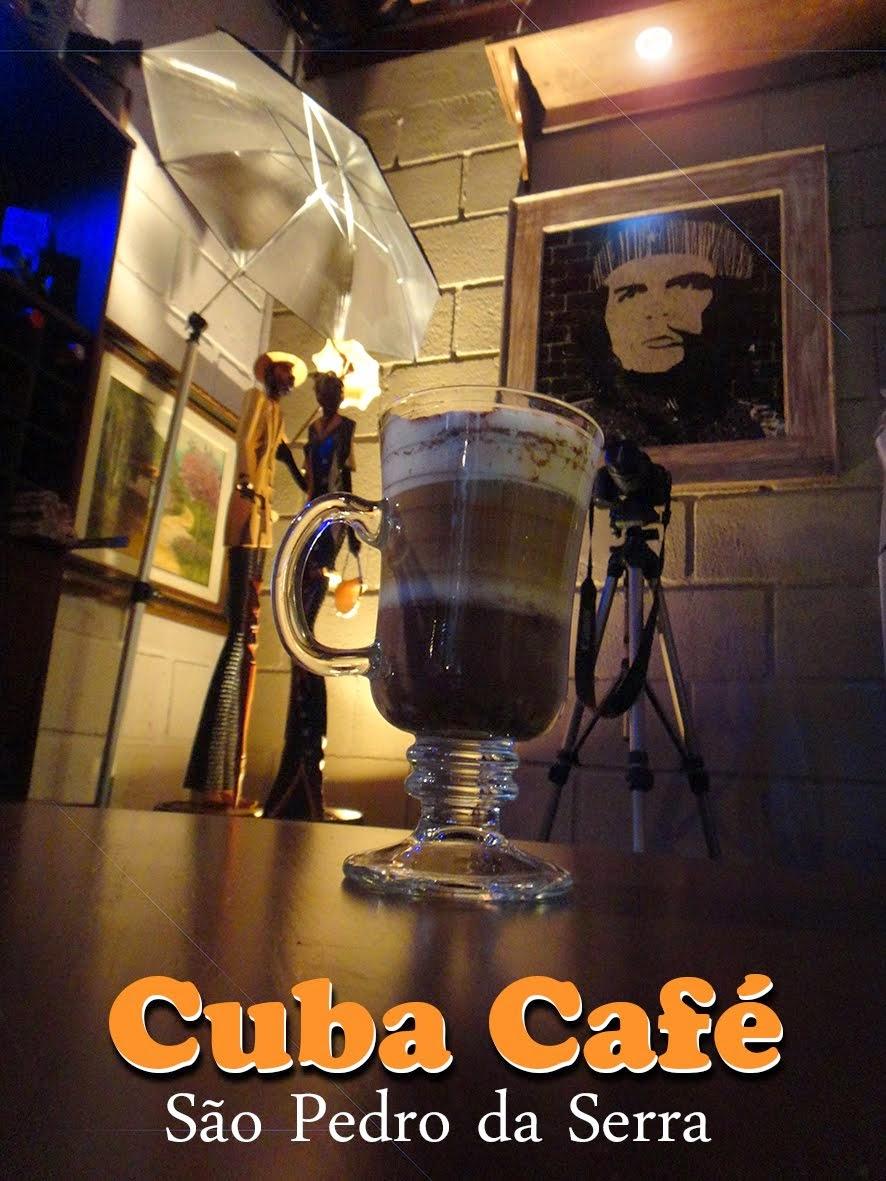 Espaço Cuba Café