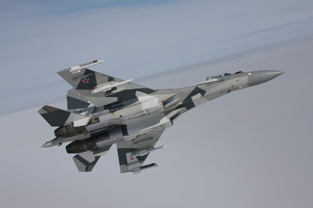 happy fighter sukhoi su-35