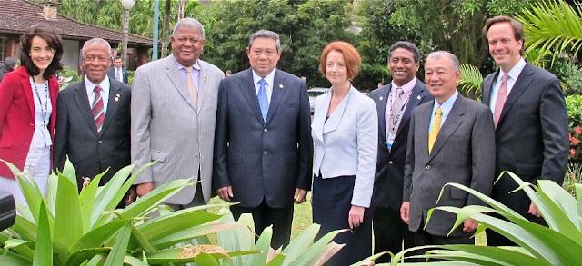 Inilah Komitmen Enam Kepala Negara di KTT Rio+20