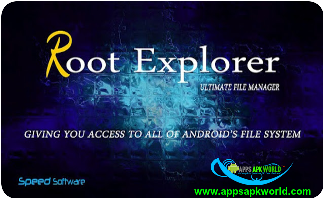 Root Explorer (File Manager) v3.3.5 Patched APK