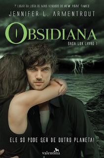 [Resenha] Obsidiana | Jennifer L. Armentrout @EdValentina
