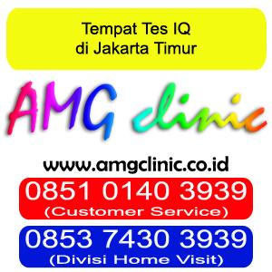 Tempat Tes IQ di Jakarta Timur