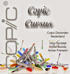 Copic cursussen 2013