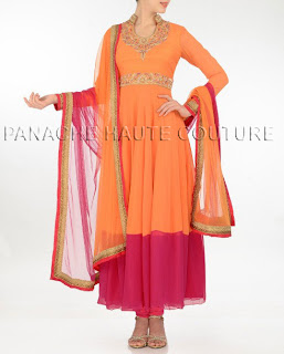 Beautiful collection of anarkali suits