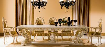 Comedores Clásicos de Lujo | Ideas para decorar, diseñar y mejorar ...