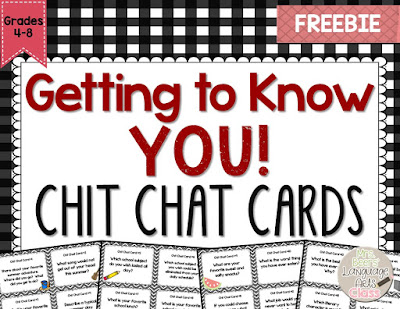 https://www.teacherspayteachers.com/Product/Getting-to-Know-YOU-Back-to-School-Chit-Chat-Cards-FREEBIE-2030831