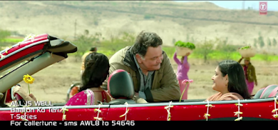 Baaton Ko Teri Mp3 Song and Mp4 Video Download (Arijit Singh) - ALL IS WELL
